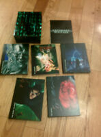 Coffret Ultimate Matrix Collection (10 DVD)