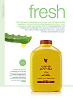 Pure Aloe Vera Gel (Aloe Juice)