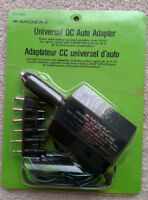 Universal DC Auto Adapter - Fused