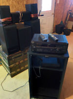 FS: Cerwin Vega Speakers / Sony Home Theatre System
