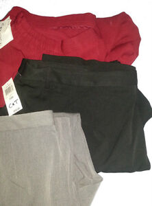 PLUS SIZE 24W -5 Pairs Quality Dress Pants - Plus Size 24W - NEW Gatineau Ottawa / Gatineau Area image 3