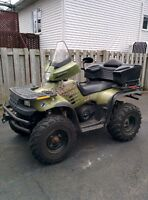 Vit polaris sportsman 500