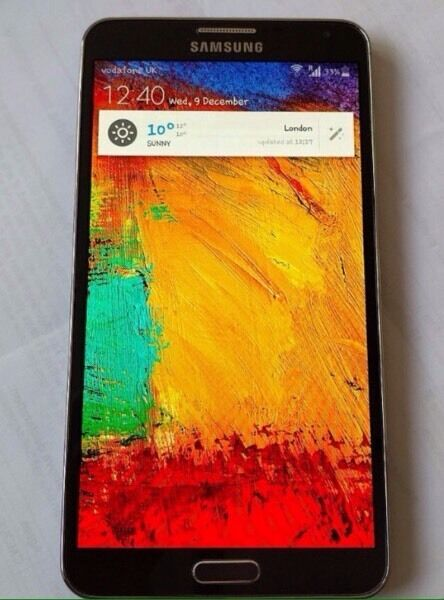 Unlocked 32GB Samsung Galaxy Note 3 n9005 Good Condition and all Fully Working Can Deliverin Sandwell, West MidlandsGumtree - Unlocked 32GB Samsung Galaxy Note 3 n9005 Good Condition and all Fully Working Can DeliverComes with Charger £18507961917242Collect from our Home or can deliver locally for £5Swap for iPhone, iPad, iPod, Samsung galaxy, Note, Tablet, Nokia, Amazon...