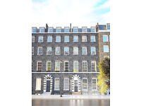 OFFICE SPACE MAYFAIR OWN ROOM! FROM £200week WORK/LIVE/STORE 1-3pers micro unit in mixed office/resi