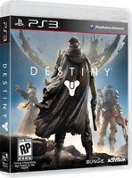 PS3 Destiny,