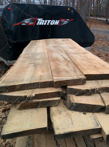 Red Oak Boards for a Harvest table