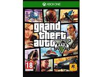 GTA 5 Xbox One BNIB