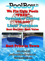 We Fix Ugly Pools