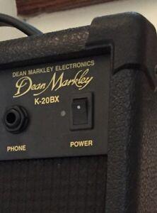 Dean Markley K-20BX Combo Bass Guitar Amplifier