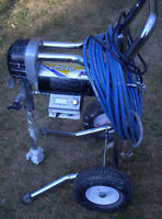 Paint Sprayer Commercial airless , # 540  Airlesco