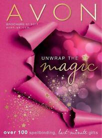 Avon catalogue!