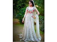All bridle net an chiffon suits