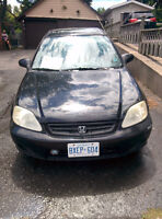 1999 Honda Civic Coupe (2 door)