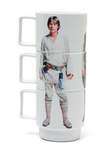 Star Wars Stackable Mug Set