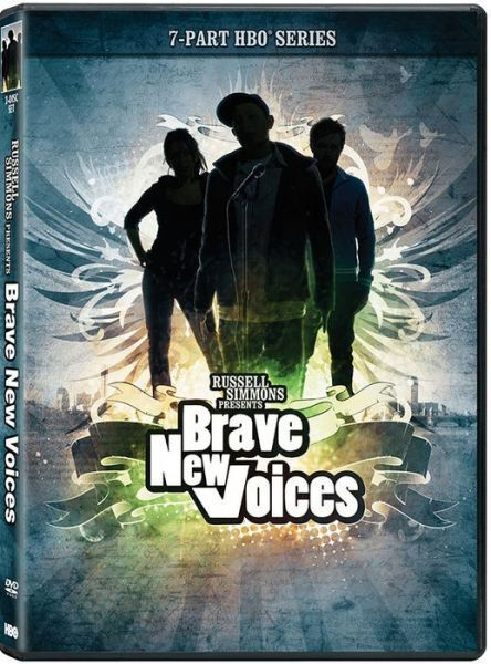 Brave New Voices 2010 (Rosario Dawson) - Region Free DVD - Sealed