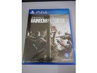 PS4 Rainbow six siege download code