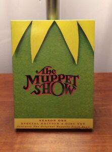 New DVD Neuf - The Muppet Show Season 1