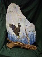 EAGLES PERCH  by GUY BUTTEL