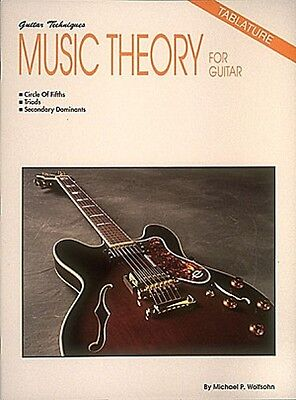 Music Theory for Guitar - Guitar Book NEW 000699329 on Rummage