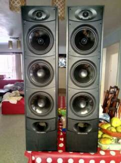Wharfedale XARUS 5000 Speakers in Good Condition