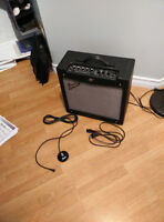 Fender Mustang II and Footswitch