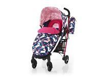 Cosatto yo 2 magic unicorns stroller pushshair buggy baby pram