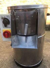 Solia Palmer K150 28Lb Potato Rumbler