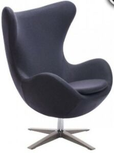 Egg chair Arne Jacobsen style BRAND NEW!