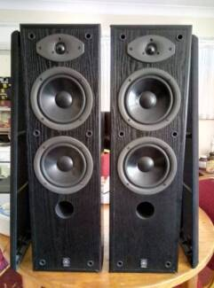 Yamaha NS-45 Floor Standing Speakers in Good Condition