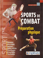 livre : Preparation physique sports de combat