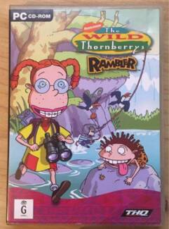 The Wild Thornberrys Rambler - PC game - DELIVERED