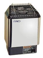 NEW 2013 FINO 4.5 kW Sauna Heater Including Digital Control
