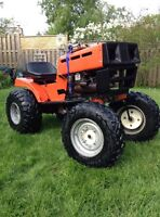 (Need gone) lifted mudding tractor for trade
