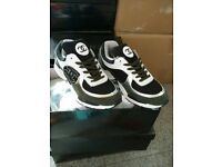 Chanel new trainers in box size uk 5/ 38