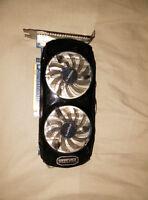 GIGABYTE GV-N560OC-1GI GeForce GTX 560 Ti carte video card