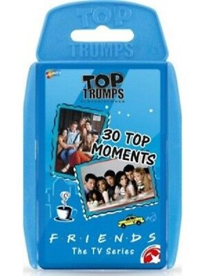 Top Trumps - Friends - Brand New