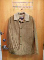 Authentic Structure Men's Tan Genuine Leather Jacket $149.99obo