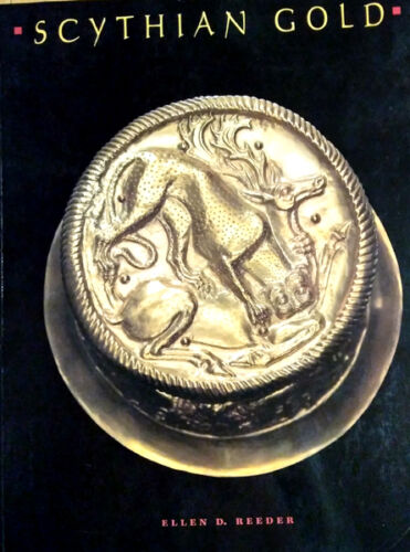 Scythian Jewelry Gold Treasure Nomad Steppe Warriors Ancient Russia Ukraine HUGE