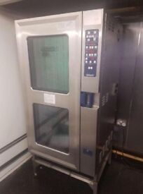 Hobart 20 Grid Gas Combination Oven