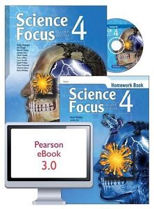 Science Focus 4 - 2nd edition- with CD / Workbook Naremburn Willoughby Area Preview