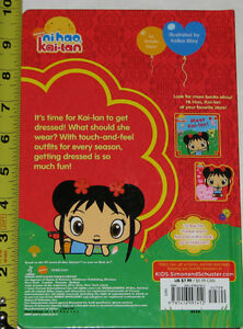 Ni Hao Kai Lan Get Dressed BOARD Book London Ontario image 2