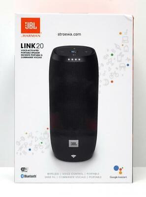 JBL Link 20 schwarz Bluetooth Lautsprecher