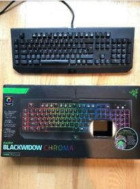 Razer Chroma BlackWidow
