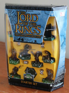 Lord Of The Rings Tradeable Miniatures Game Starter Set NEW Kitchener / Waterloo Kitchener Area image 4