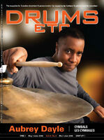 DRUM LESSONS with AUBREY DAYLE - A Grammy nominated proffesional