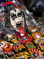 KISS LE, Prem & Pro Pinball Machines - FREE SHIPPING!