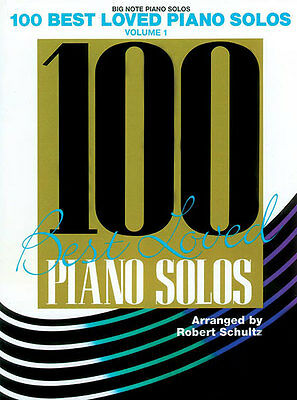 100 Best Loved Piano Solos, Volume