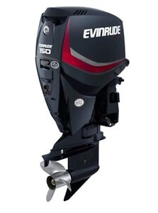 2015 Evinrude 150 HP OUTBOARD