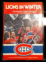 1986 TEAM SIGNED MONTREAL CANADIENS STANLEY CUP CHAMPIONS BOOK!!