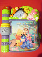 V-Tech-Slide and Learn book-Winnie the Pooh
